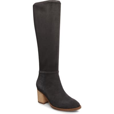 Blondo Nada Waterproof Knee High Boot- Grey