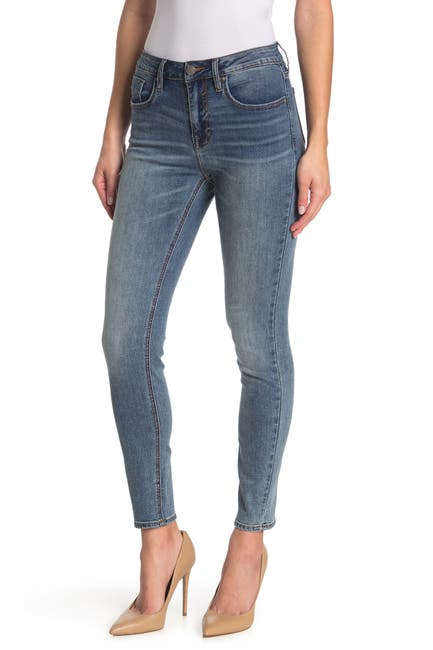 Image of Vigoss Ace High Rise Skinny Jeans