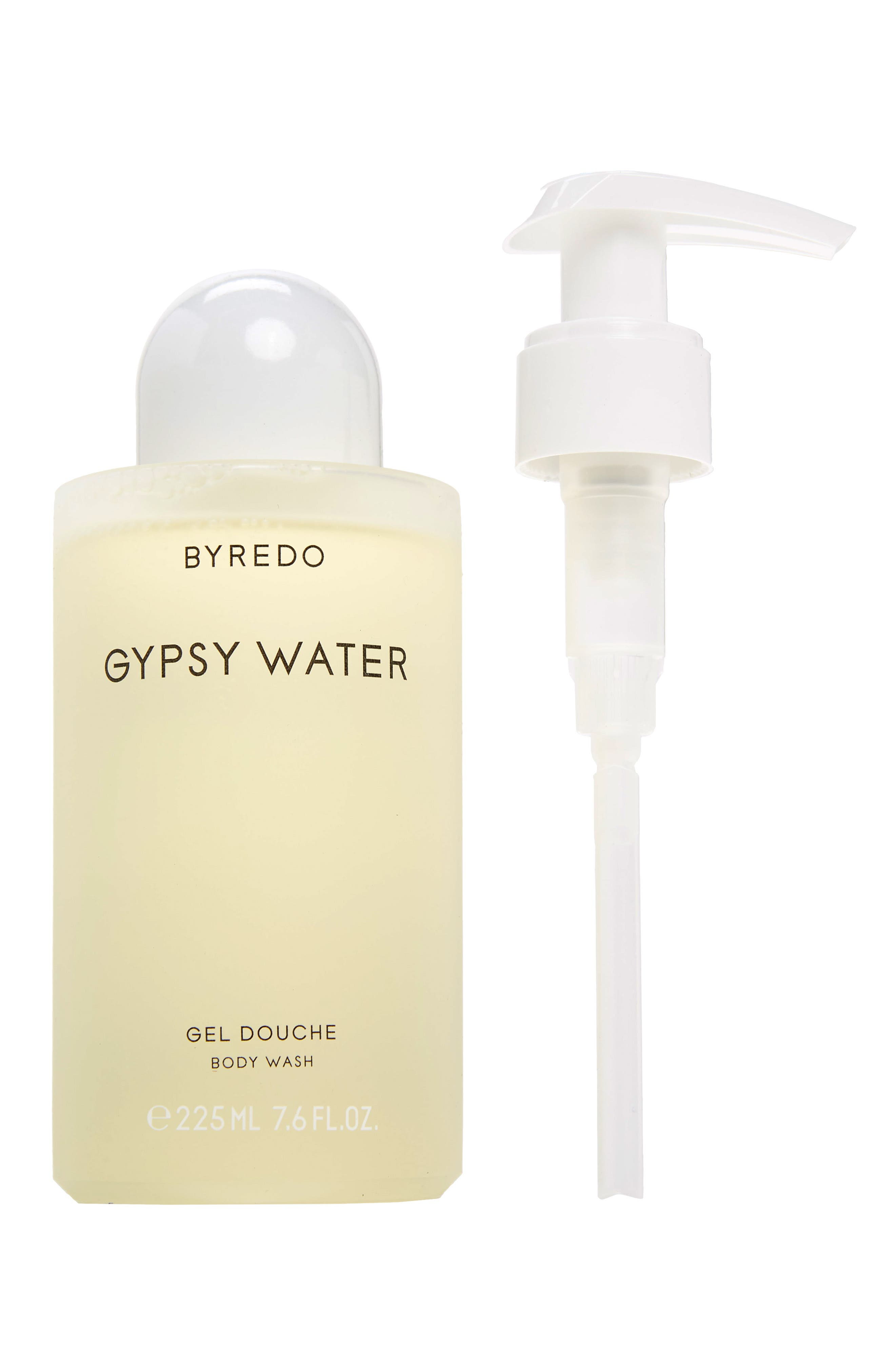 Gypsy Water Body Wash, Main, color, NO COLOR