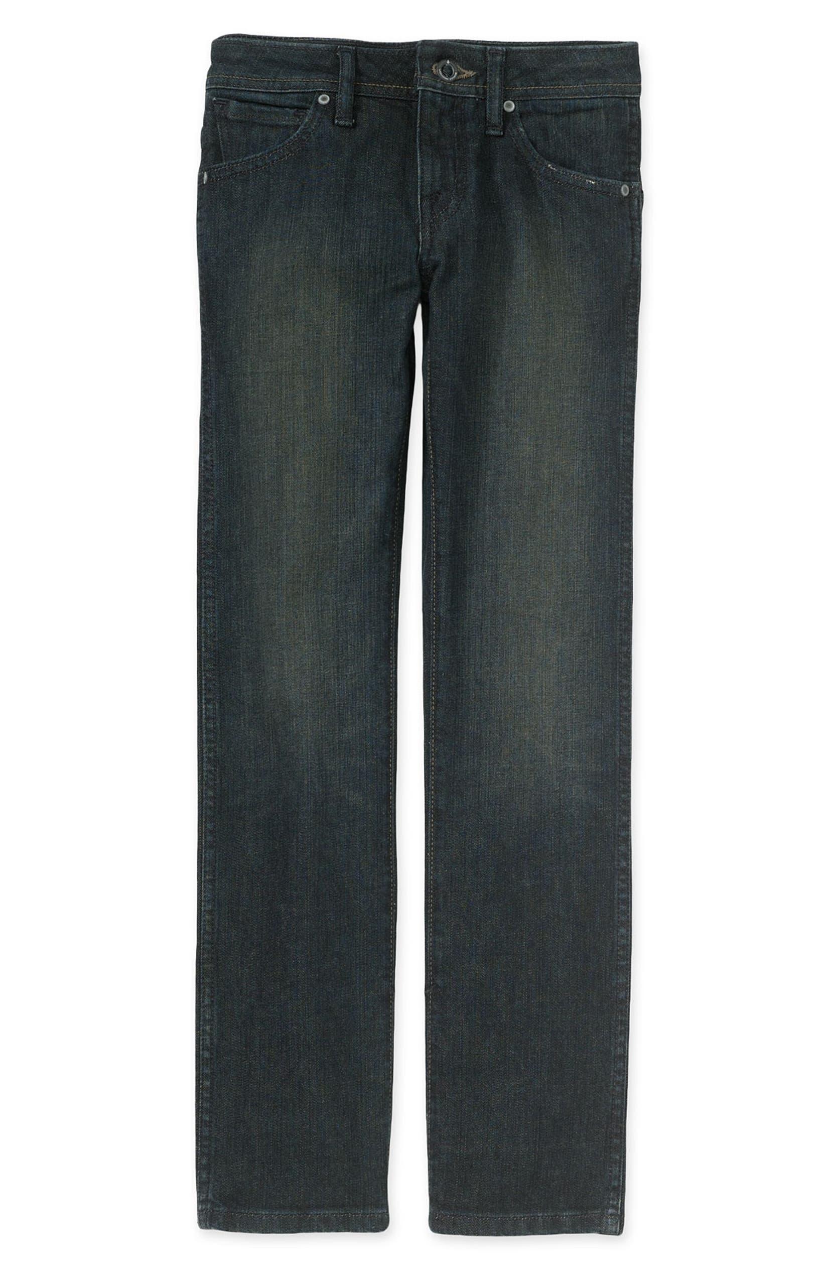 d42a30bf62a586 Volcom '2 x 4' Skinny Jeans (Big Boys)   Nordstrom