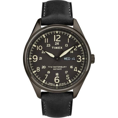 Timex Waterbury Chronograph Bracelet Watch, 42Mm