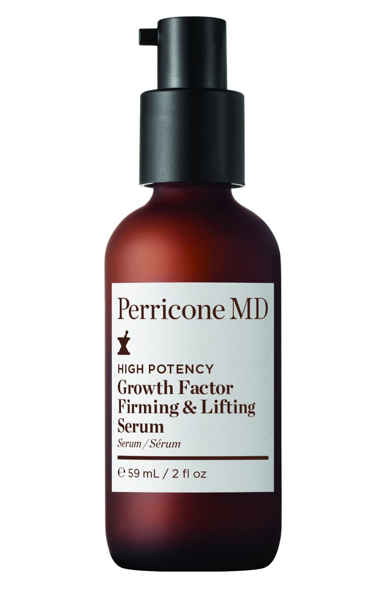 PERRICONE MD High Potency Growth Factor Firming & Lifting Serum, Main, color, NO COLOR