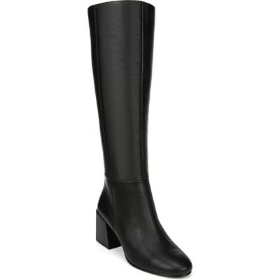 Via Spiga Desi Knee High Boot, Black