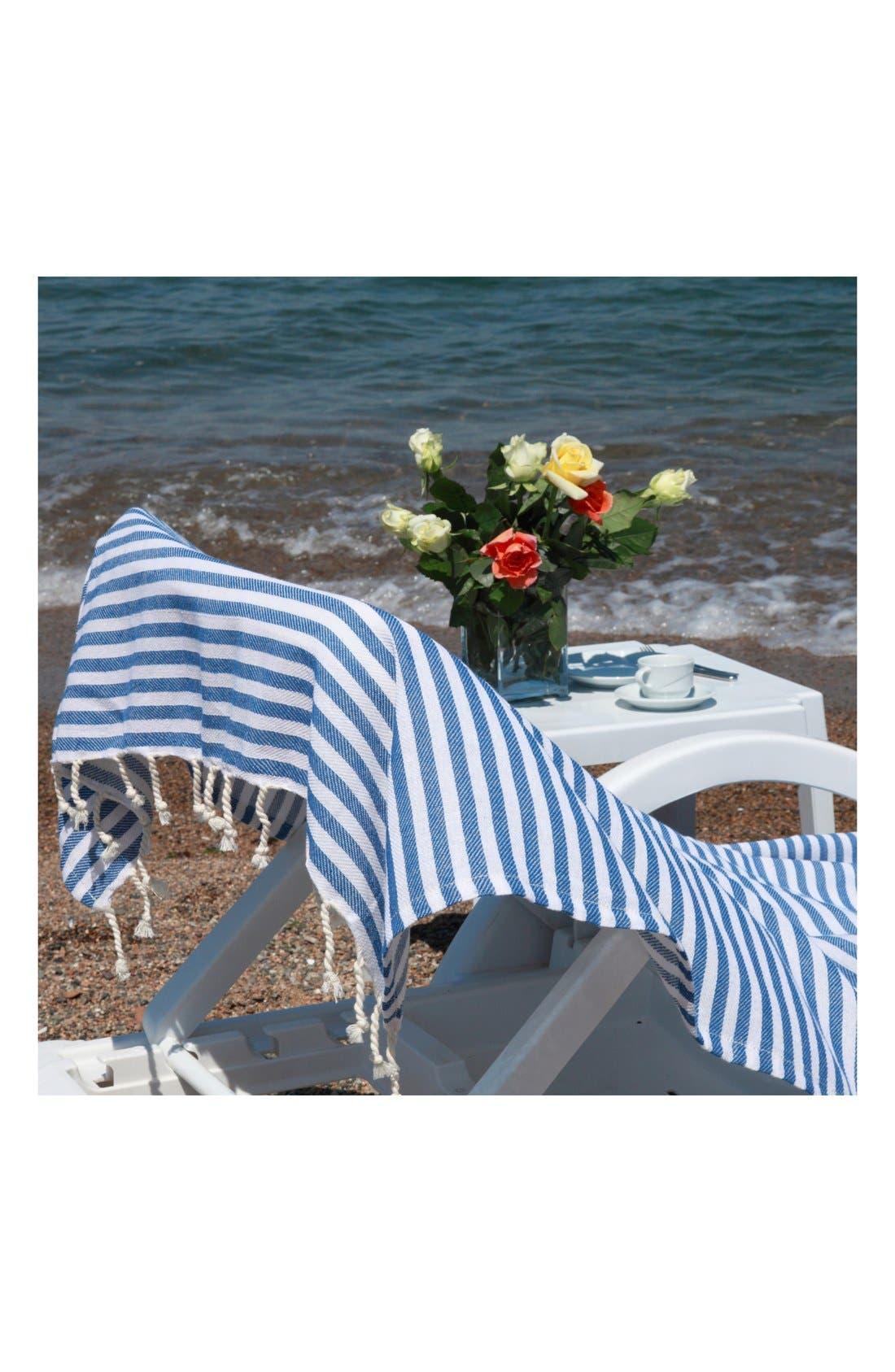 ,                             'Fun in the Sun' Turkish Pestemal Towel,                             Alternate thumbnail 16, color,                             401