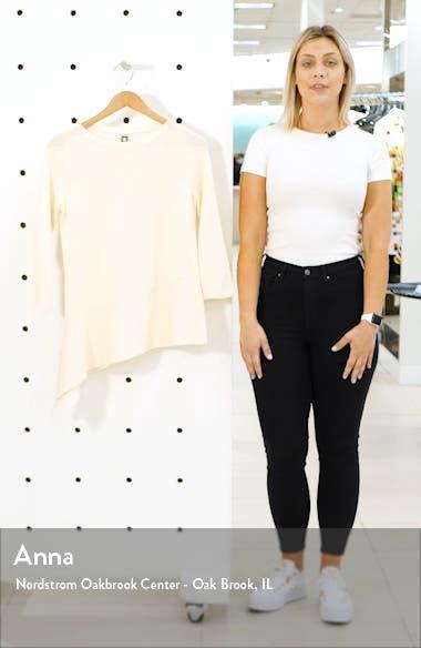 Asymmetrical Long Sleeve Sweater, sales video thumbnail