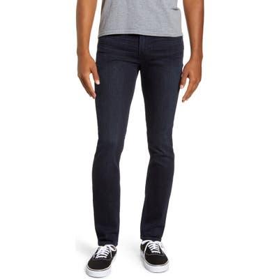 Paige Transcend - Croft Skinny Fit Jeans, Blue