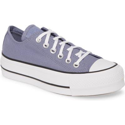 Converse Chuck Taylor All Star Lift Slip-On Sneaker, Blue