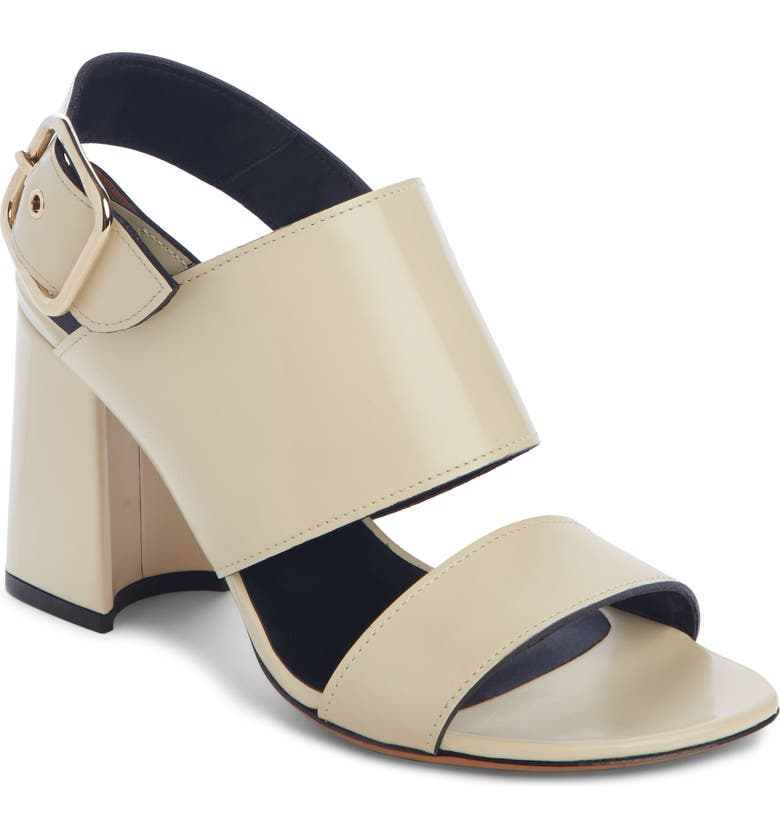 Two Part Sandal by Dries Van Noten