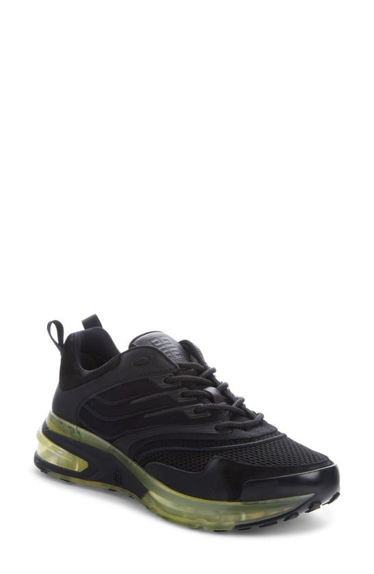 Givenchy Leathers GIV 1 LEATHER & MESH SNEAKER