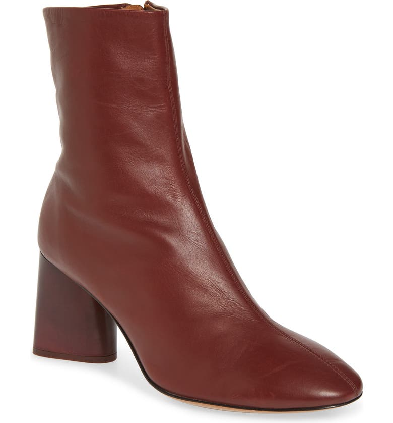 RAG & BONE Fei Ankle Boot, Main, color, RUSSET