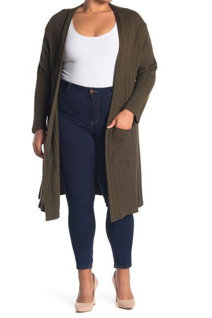 Image of WEST KEI Sewn Boyfriend Cardigan Sweater