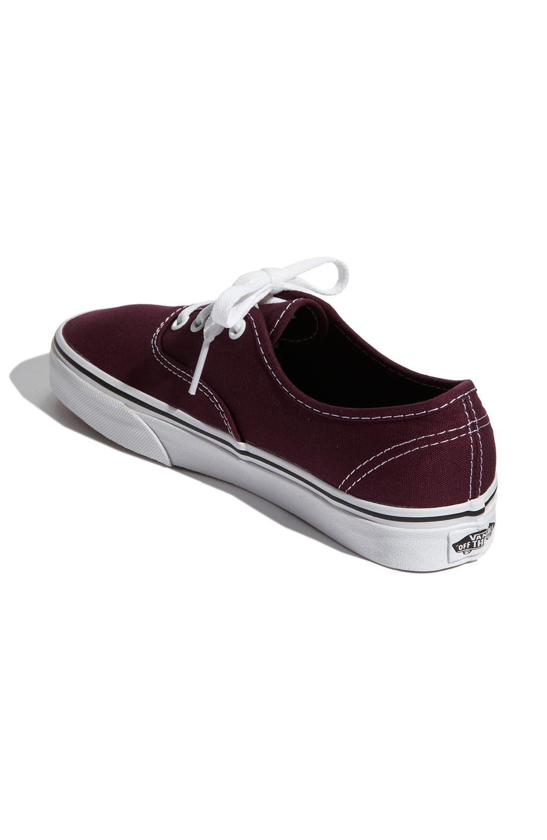 ,                             'Authentic' Sneaker,                             Alternate thumbnail 658, color,                             502