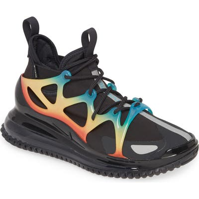 Nike Air Max 720 Horizon Gore-Tex Waterproof Sneaker Boot, Black