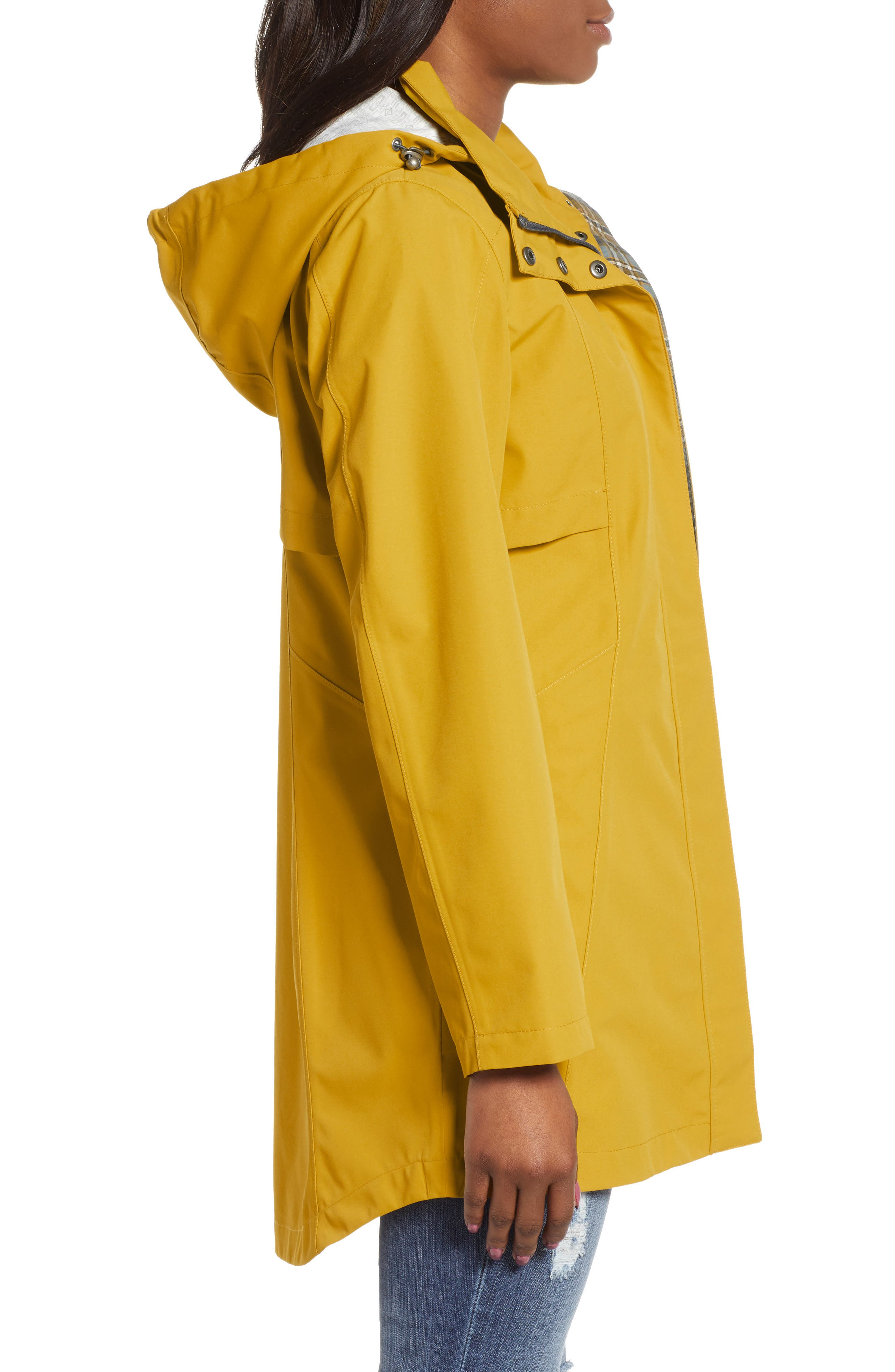 ,                             Josephine Water Repellent Hooded Jacket,                             Alternate thumbnail 10, color,                             701