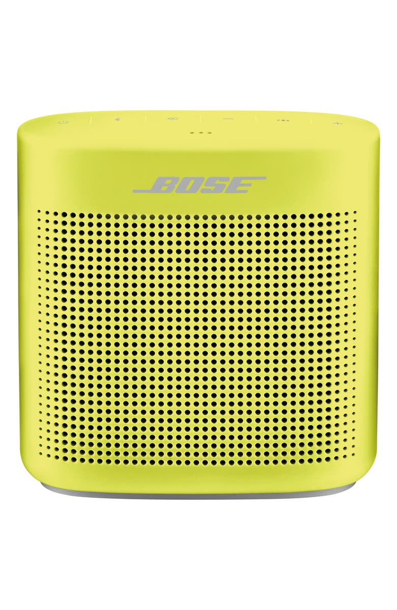 BOSE<SUP>®</SUP> SoundLink<sup>®</sup> Color Bluetooth<sup>®</sup> Speaker II, Main, color, YELLOW CITRON