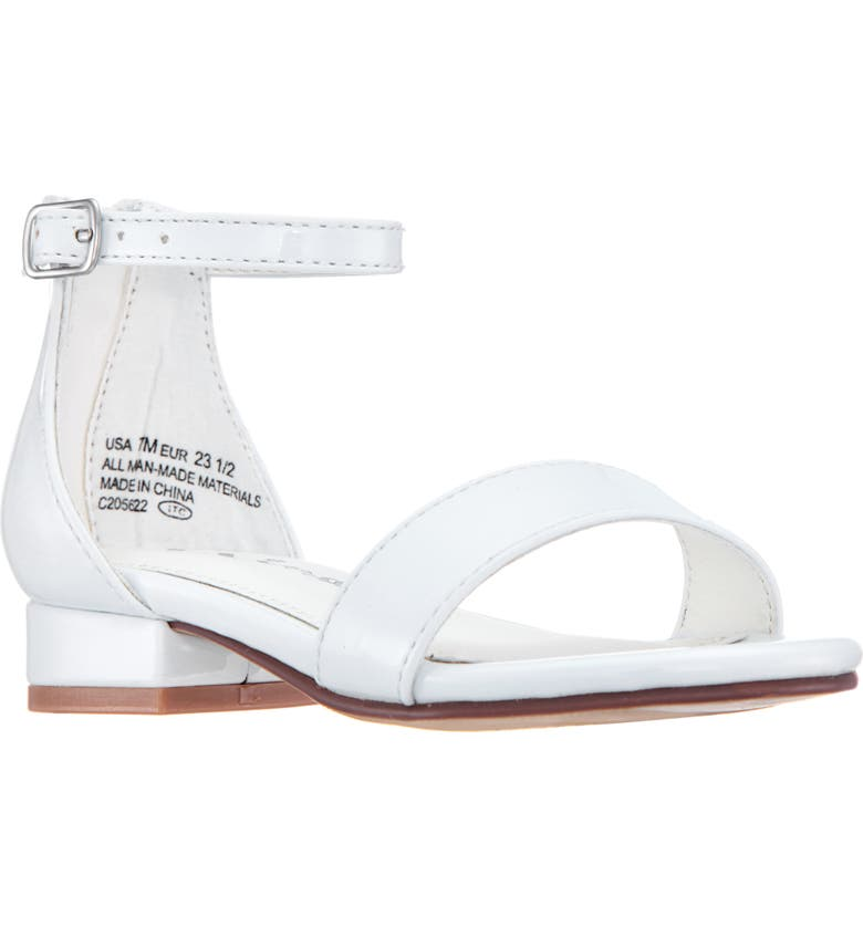 NINA Hidi Sandal, Main, color, WHITE PATENT