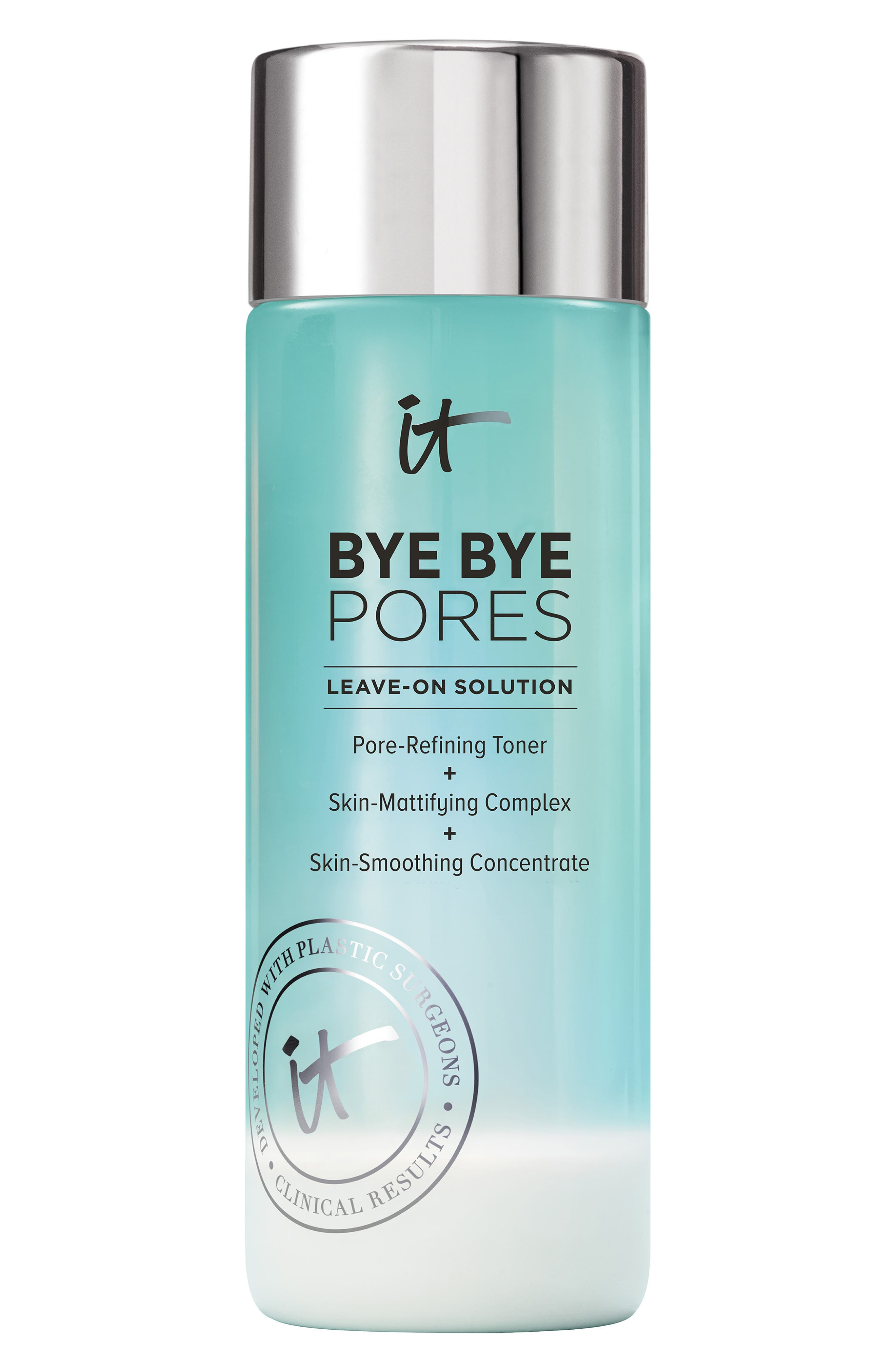 Bye Bye Pores Leave-On Solution Pore-Refining Face Toner