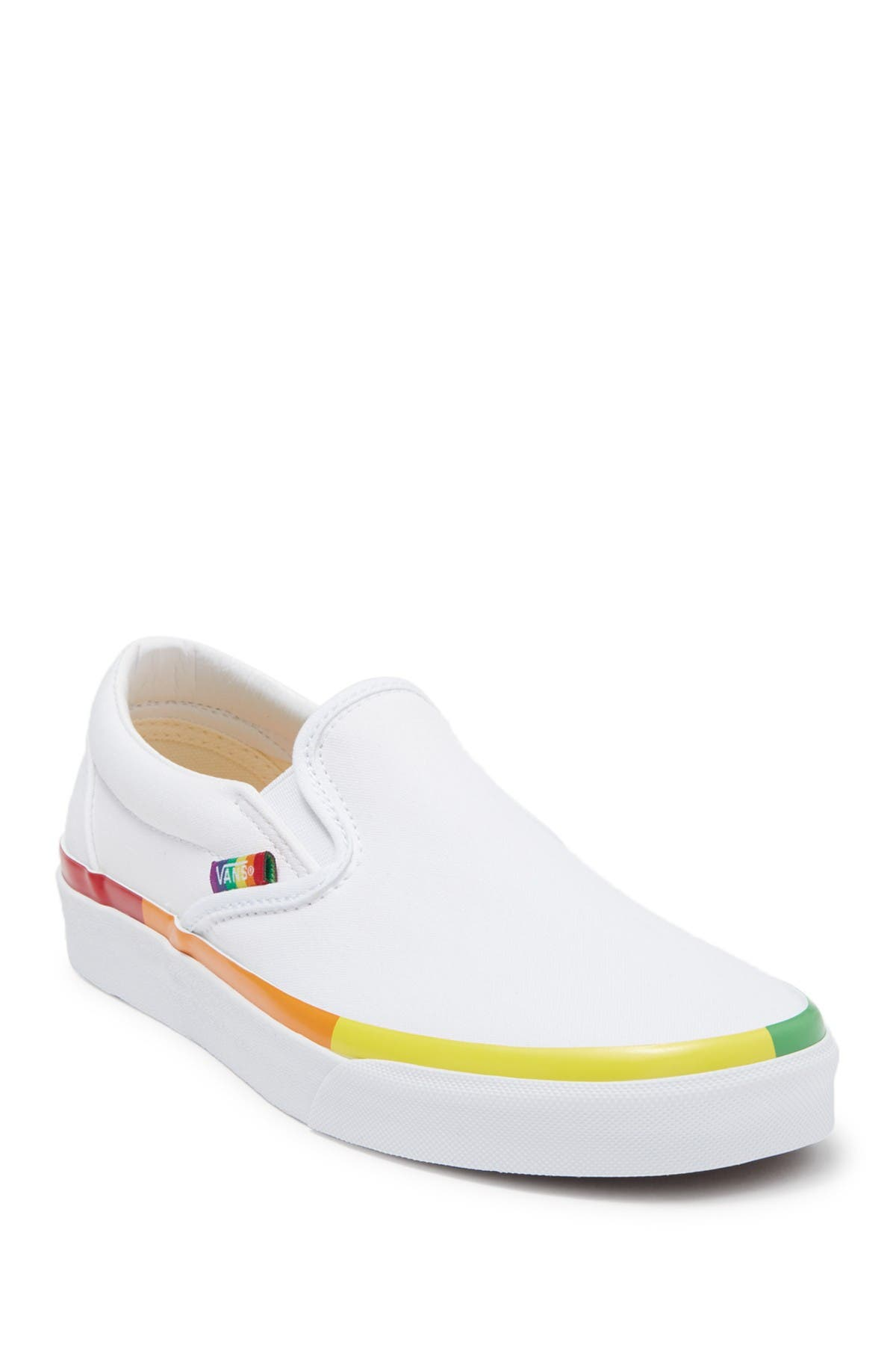 Image of VANS Van Classic Checkerboard Slip-On Sneaker