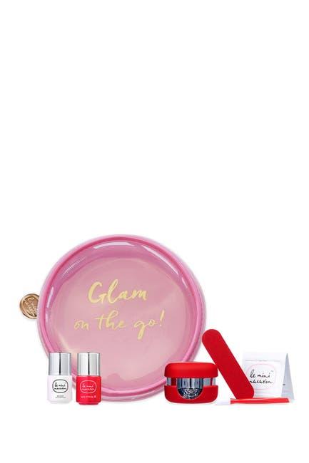 Image of LE MINI MACARON Glam On-The-Go Nails! Le Mini Kit