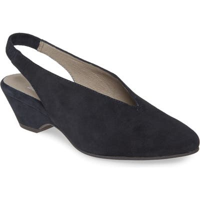 Eileen Fisher Gatwick Slingback Pump, Blue