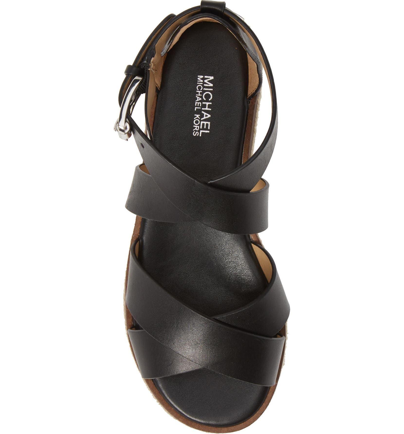 28b11faf166 'Darby' Crisscross Espadrille Sandal