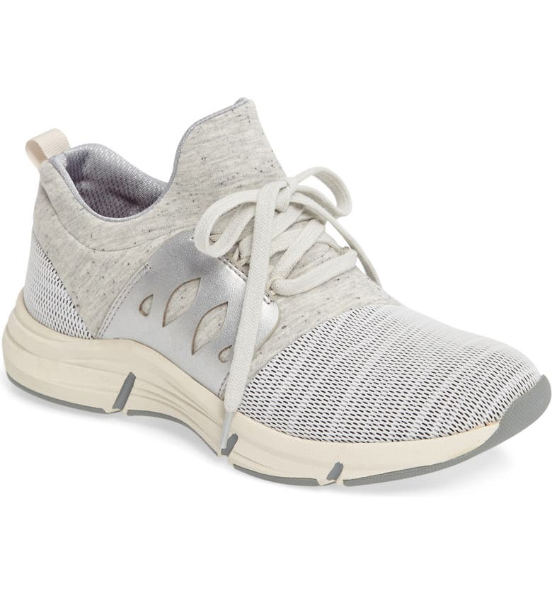 BIONICA Ordell Sneaker, Main, color, GREY FABRIC