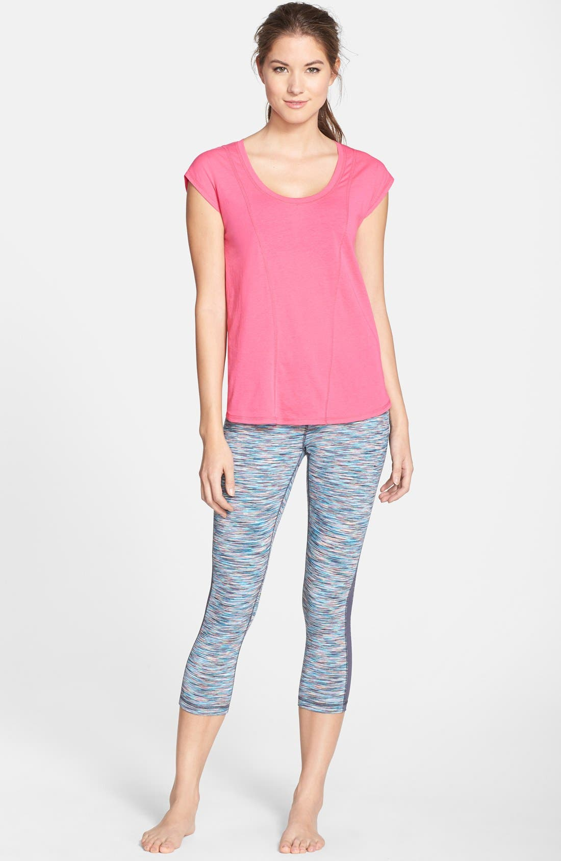 ,                             Live In Streamline Reversible Capris,                             Alternate thumbnail 26, color,                             022