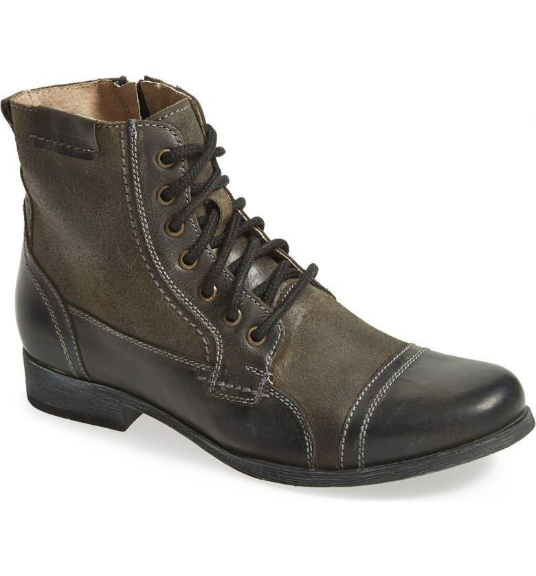 c0111f6121a 'Triggah' Cap Toe Boot