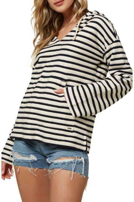 Image of O'Neill Cancun Striped Hoodie Sweatshirt