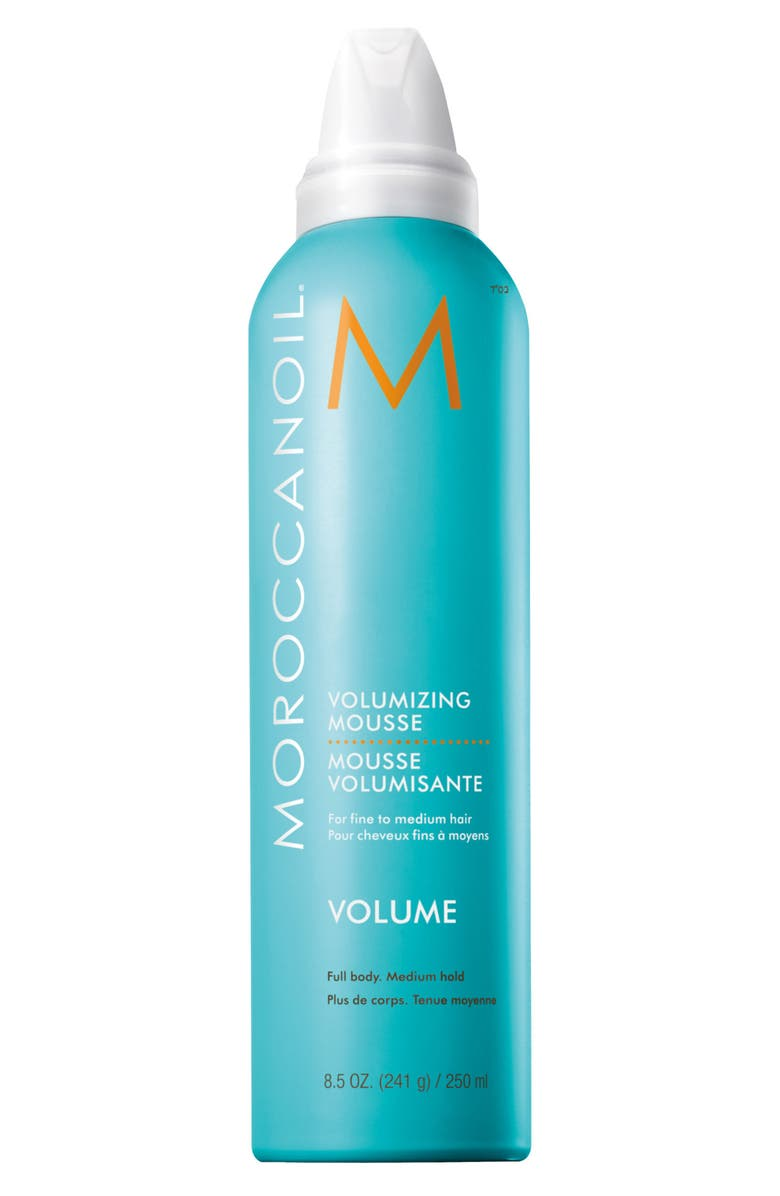 MOROCCANOIL<SUP>®</SUP> Volumizing Mousse, Main, color, NO COLOR