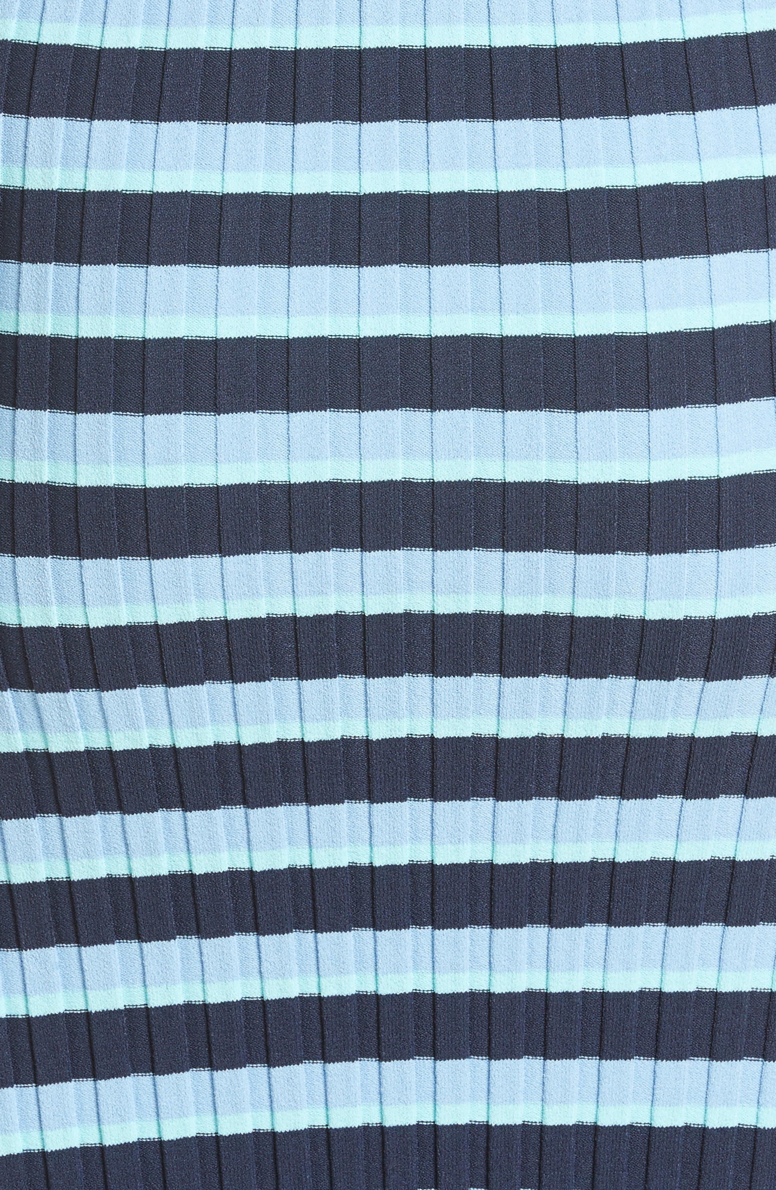 ,                             Socorro Stripe Dress,                             Alternate thumbnail 5, color,                             400