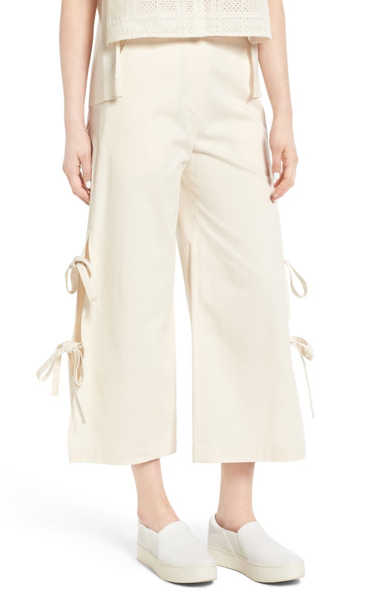 NEUL String Knots Pants, Main, color, 250