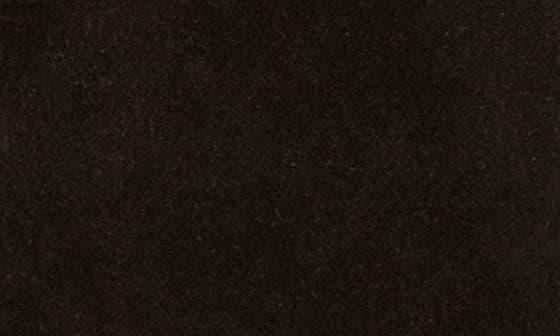 BLACK NUBUCK
