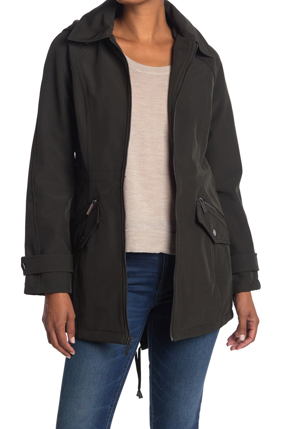 Image of Michael Kors Soft Shell Jacket