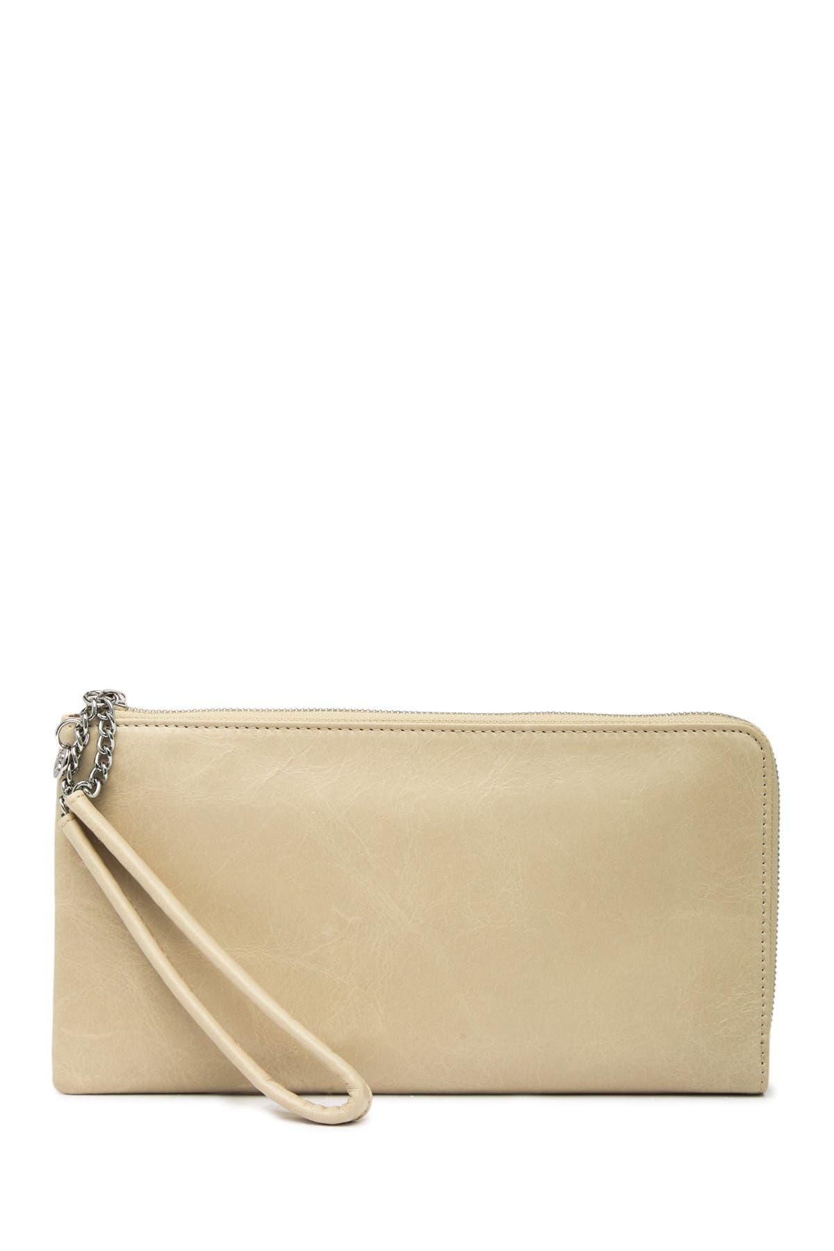 Image of Hobo Rylan Leather Wristlet