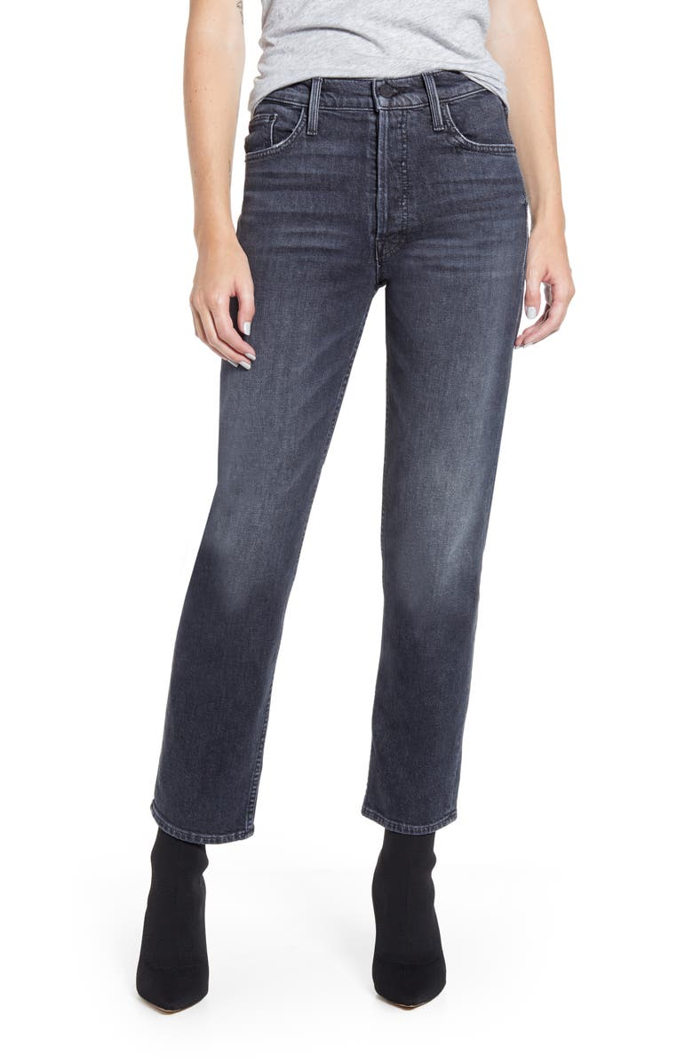 MOTHER The Tomcat Ankle Jeans, Main, color, SAY YOURE SORRY