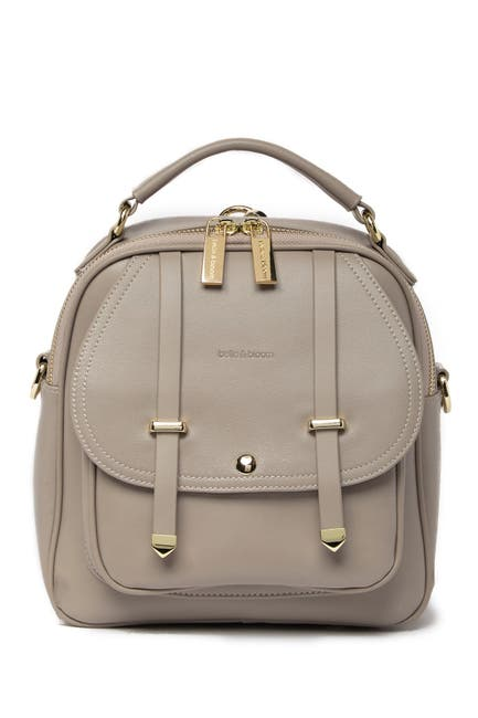 Image of Belle & Bloom Camila Leather Mini Backpack