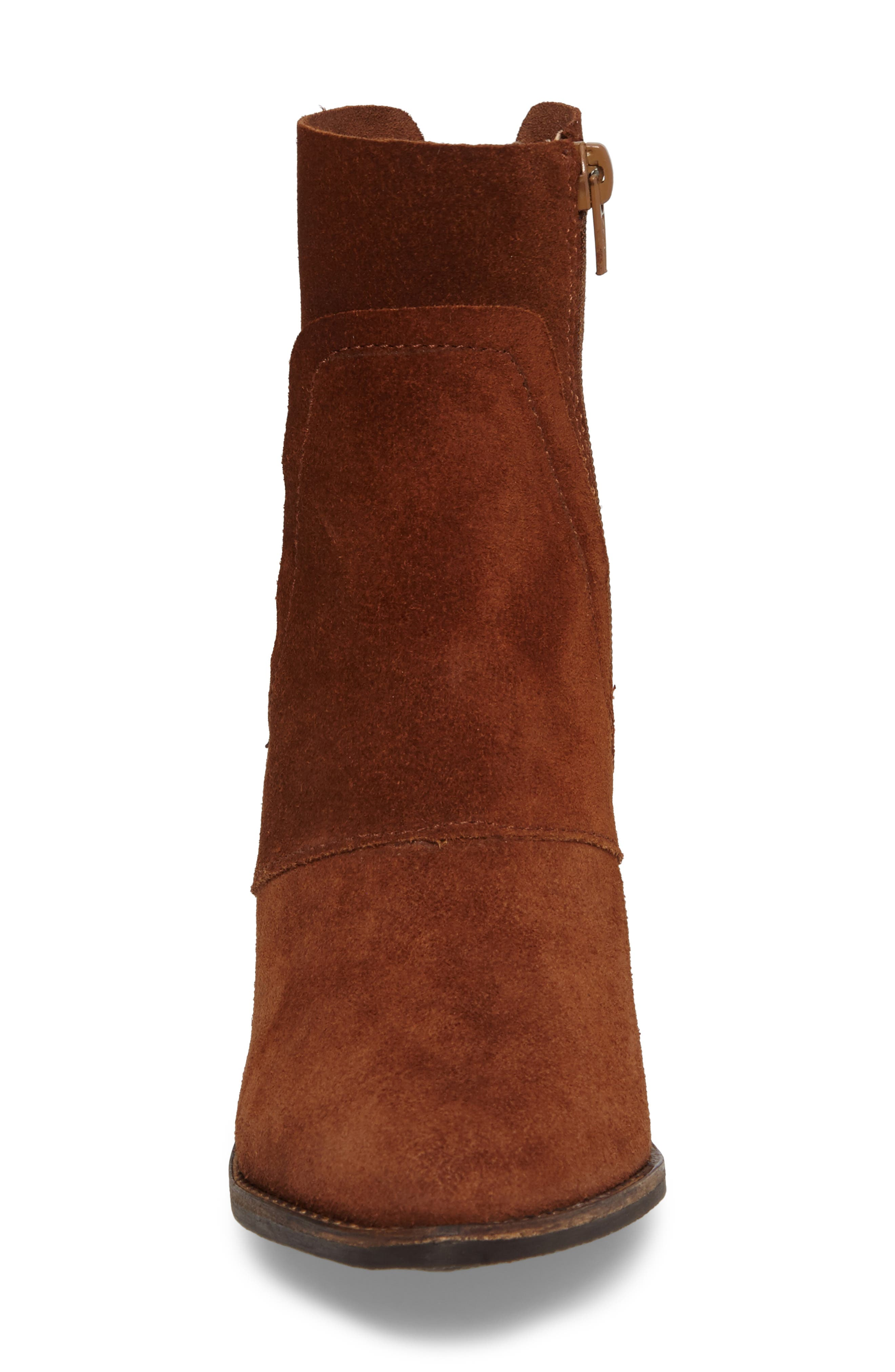 ,                             Laney Notched Heel Bootie,                             Alternate thumbnail 16, color,                             237