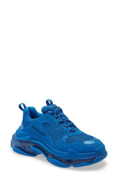 Balenciaga Sneakers TRIPLE S CLEAR SOLE SNEAKER