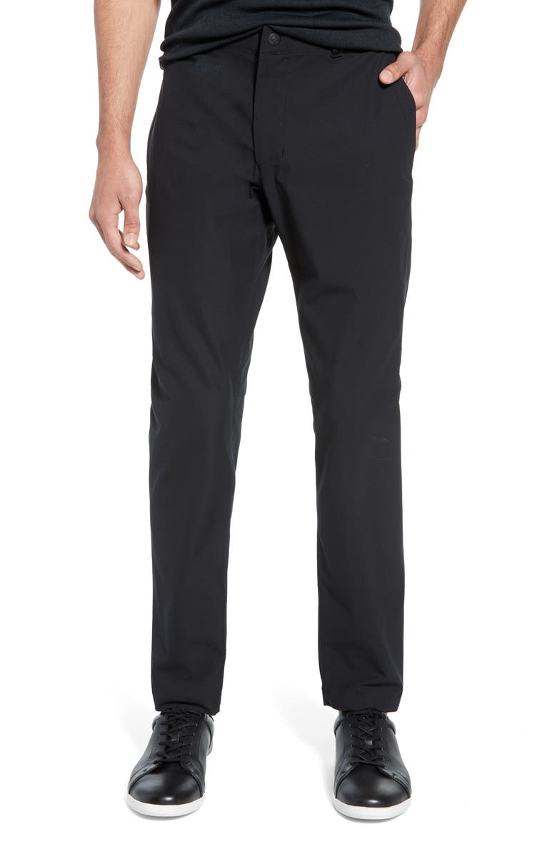 REIGNING CHAMP Coach Pants, Main, color, BLACK