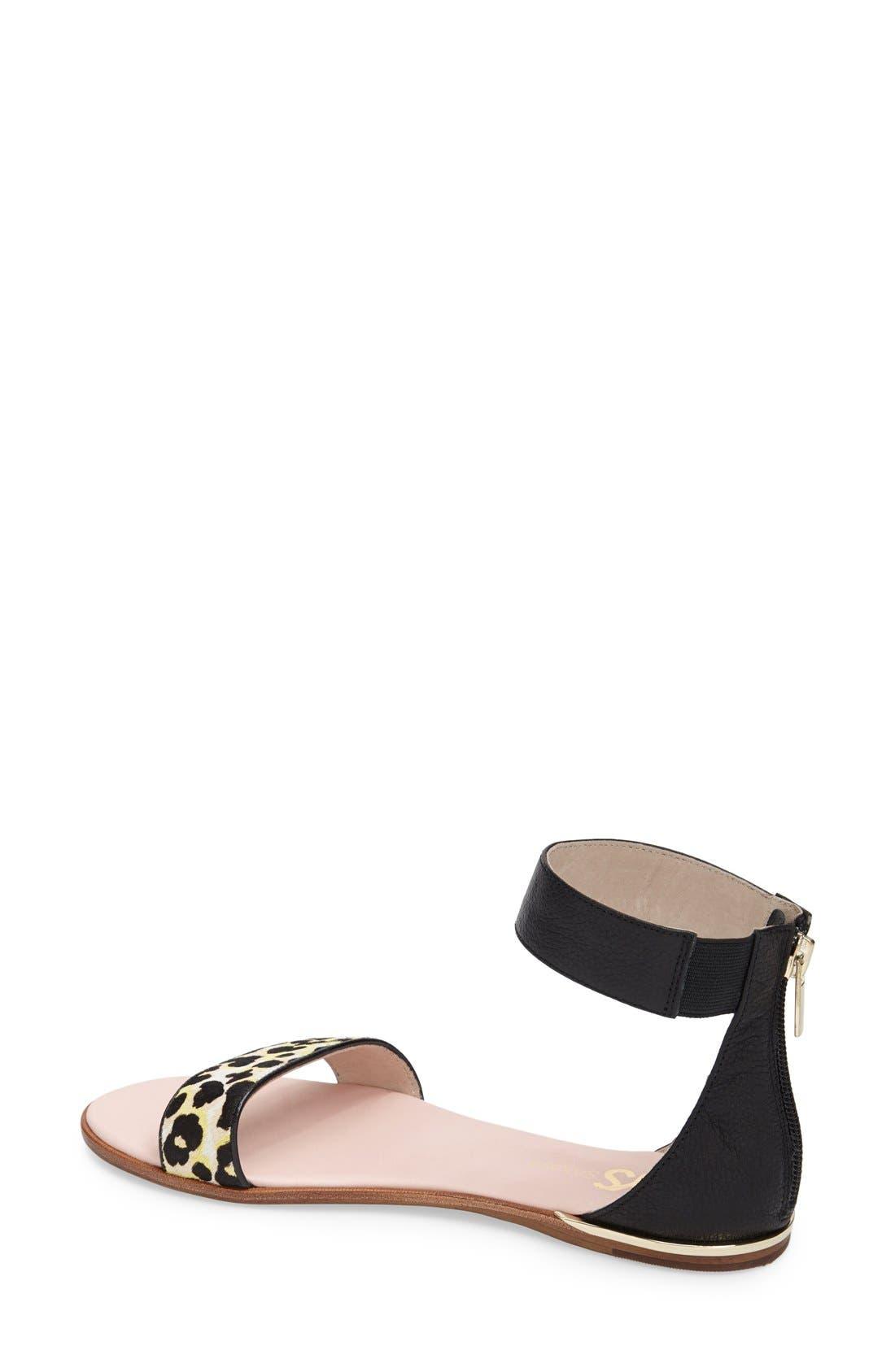 ,                             'Cambelle' Ankle Strap Sandal,                             Alternate thumbnail 41, color,                             275