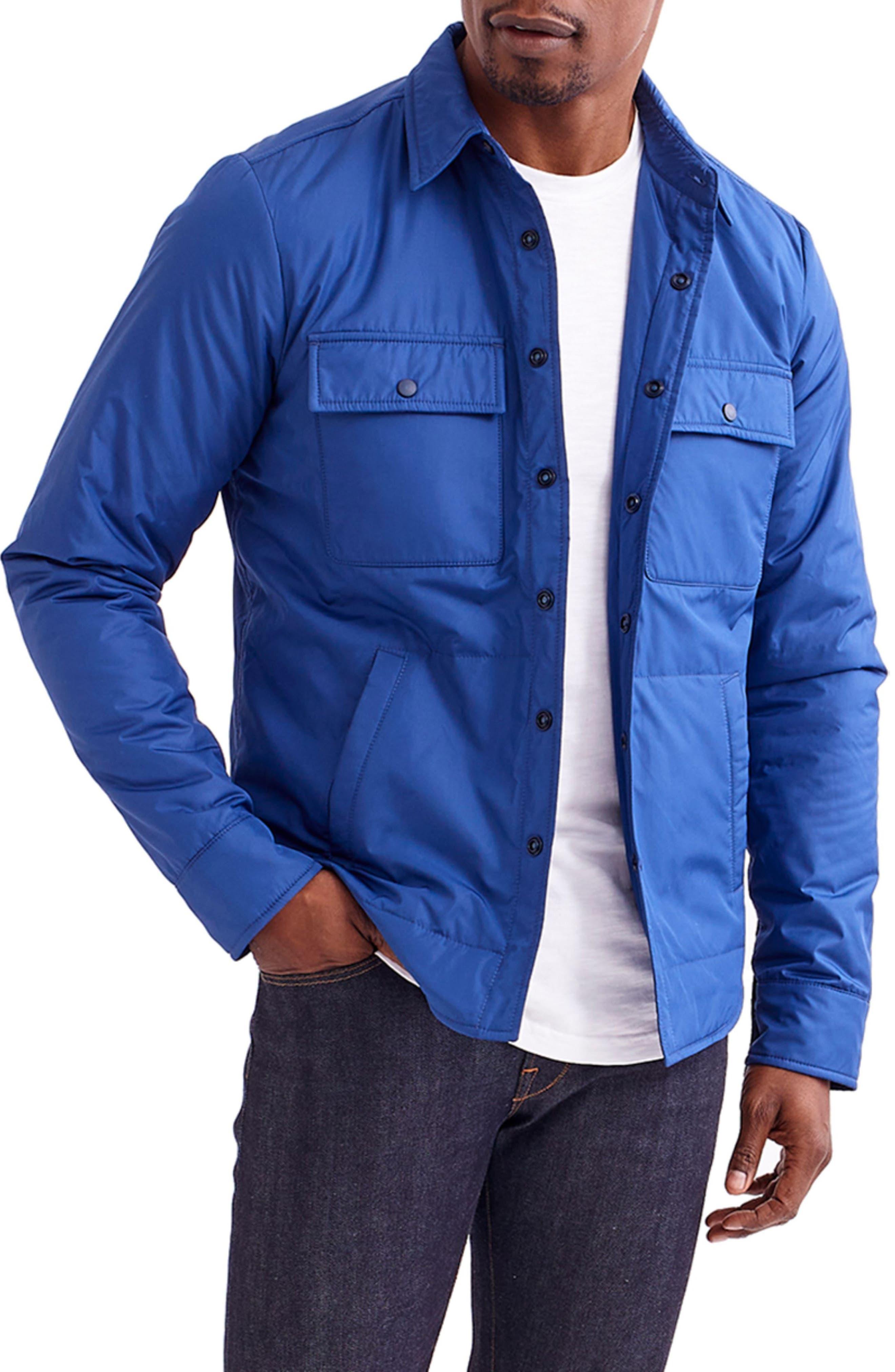 Packable Shirt Jacket