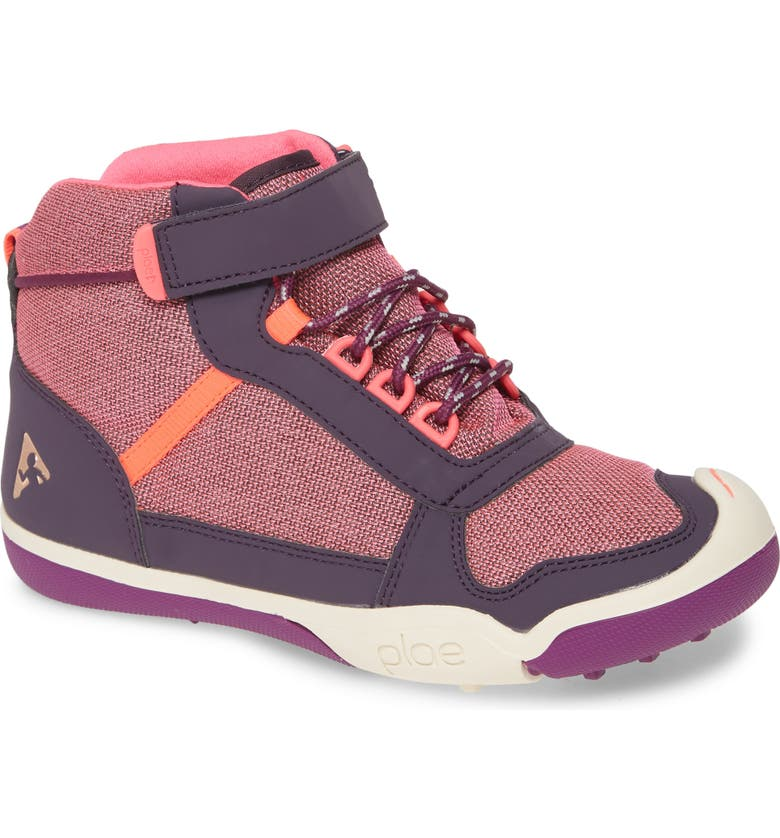 PLAE Kaiden High Top Sneaker, Main, color, MYSTIC BERRY