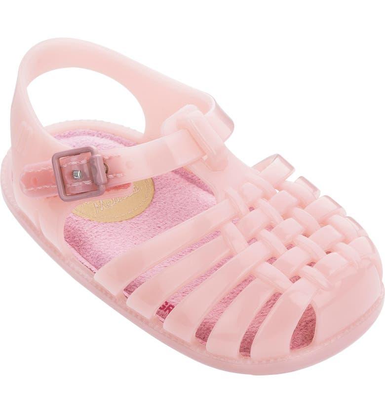 MINI MELISSA My First Melissa III Sandal, Main, color, PINK