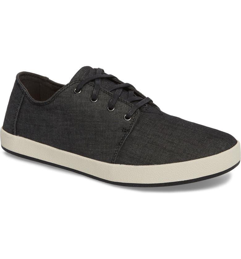 TOMS Payton Sneaker, Main, color, 001