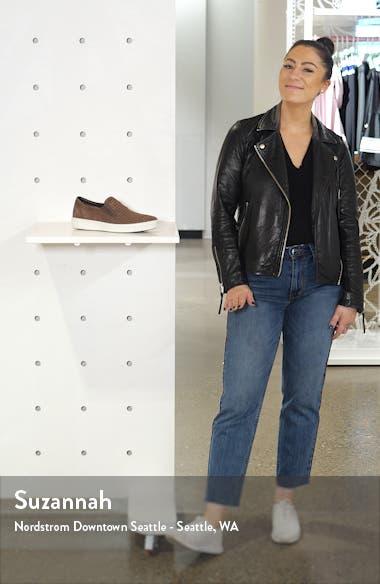Soft 7 Plaited Slip-On Sneaker, sales video thumbnail