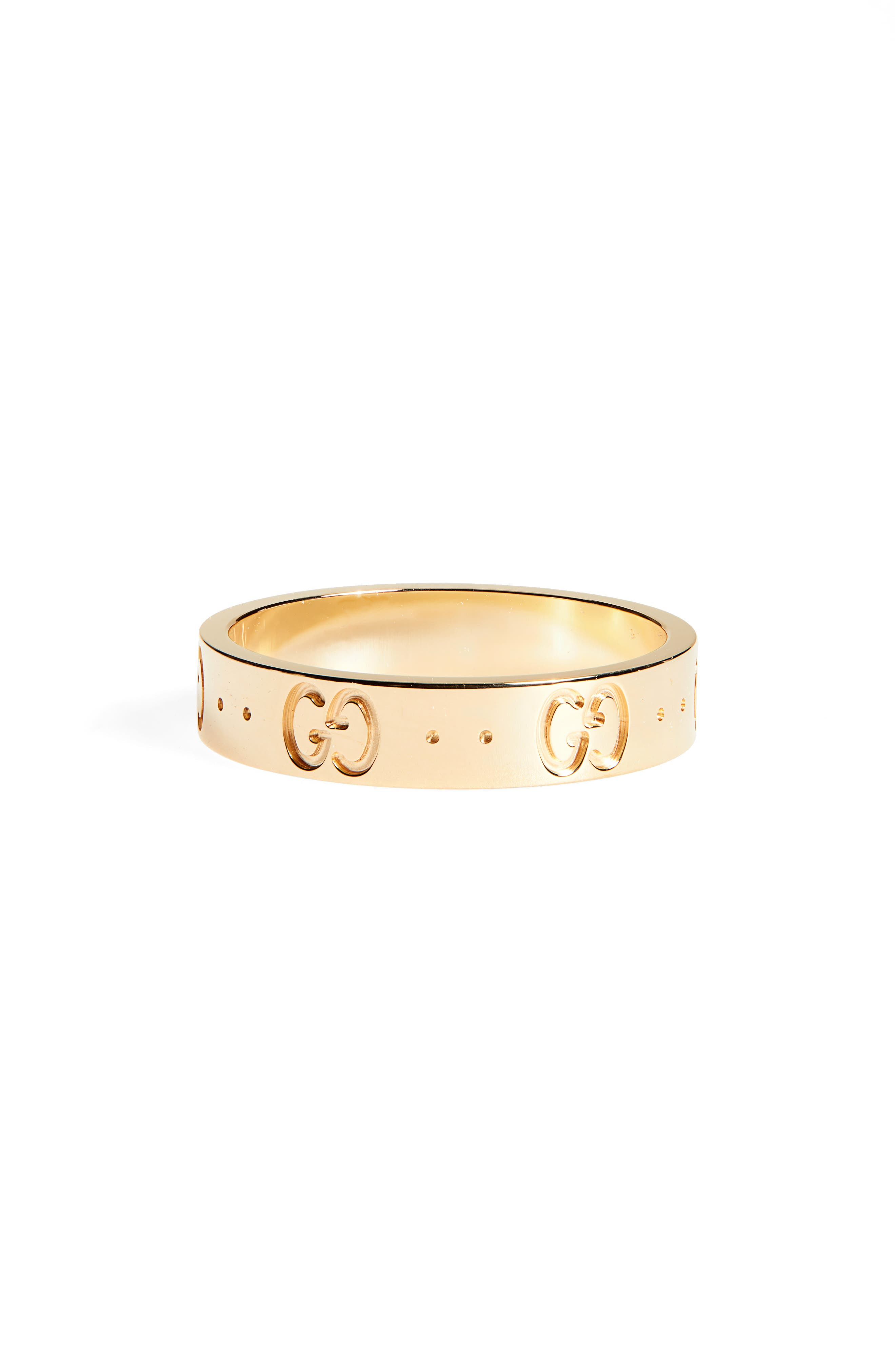 Women's Gucci Icon Band Ring