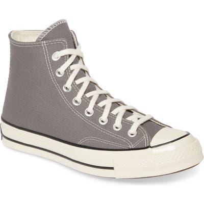 Converse Chuck Taylor All Star 70 High Top Sneaker, Grey