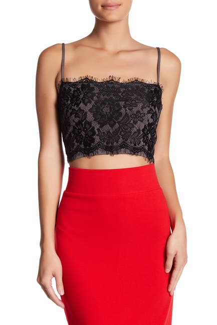 Image of Free People Intimately Ollie Brami Longline Bralette