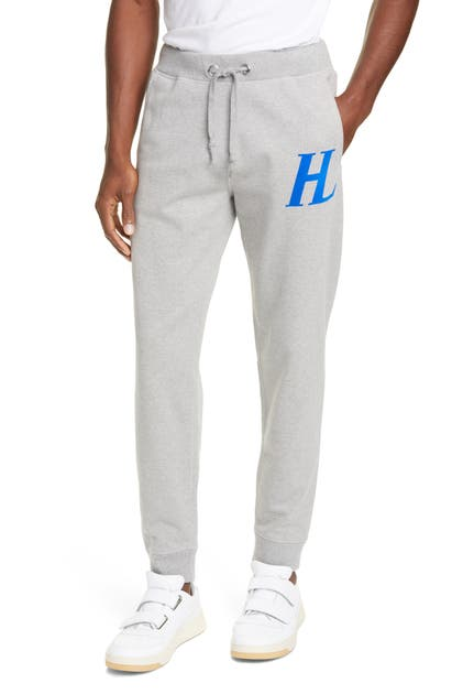 Helmut Lang Pants MONOGRAM SWEATPANTS